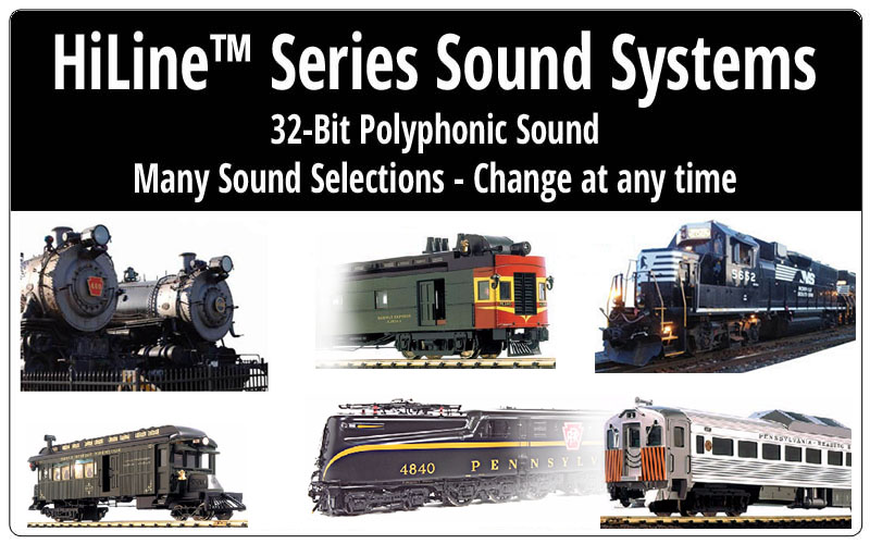 HiLine™ Series Sound Systems