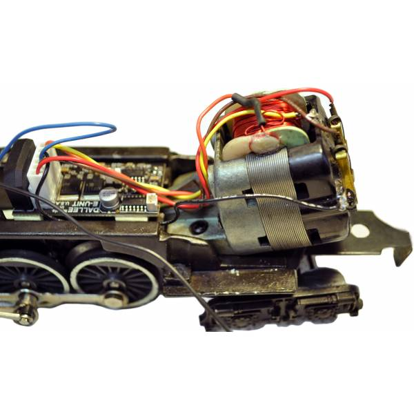 Model Train E-units
